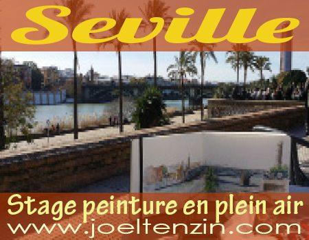 stage Seville Joel Tenzin